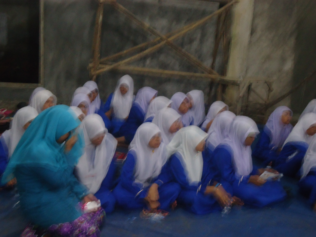 Pergantian Pengurus Ikatan Santri Darul 'Amal (ISDA) 2014-2015