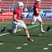 Austin Micci broke loose for a touchdown run.
