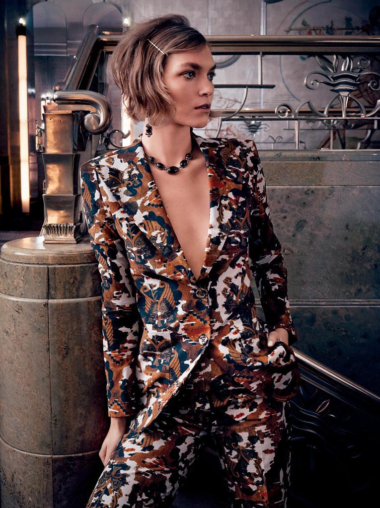 Аризона Мьюз — Фотосессия для «Harper's Bazaar» JP 2016 – 6