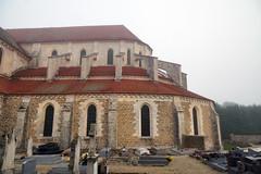 2016-10-24 10-30 Burgund 603 Abbaye de Pontigny