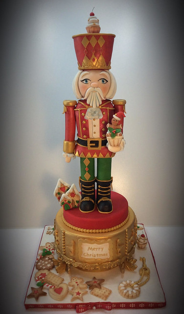 My Prince Nutcracker on the carillon by Carla Poggianti