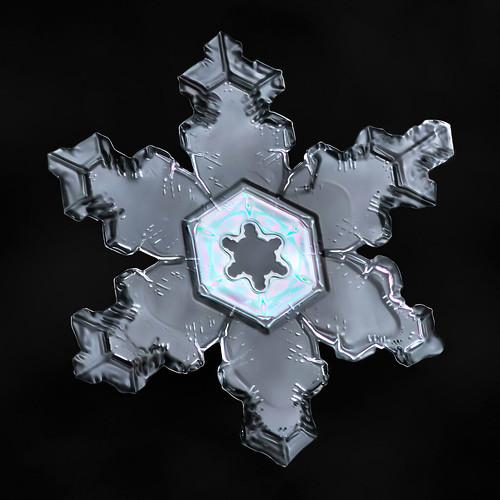 Snowflake-a-Day #4