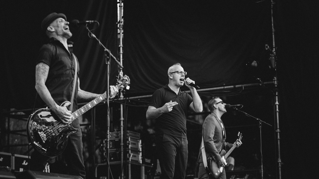 Bad Religion - Øyafestivalen 2015