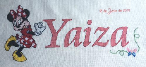 Cuadrito para la habitación de Yaiza