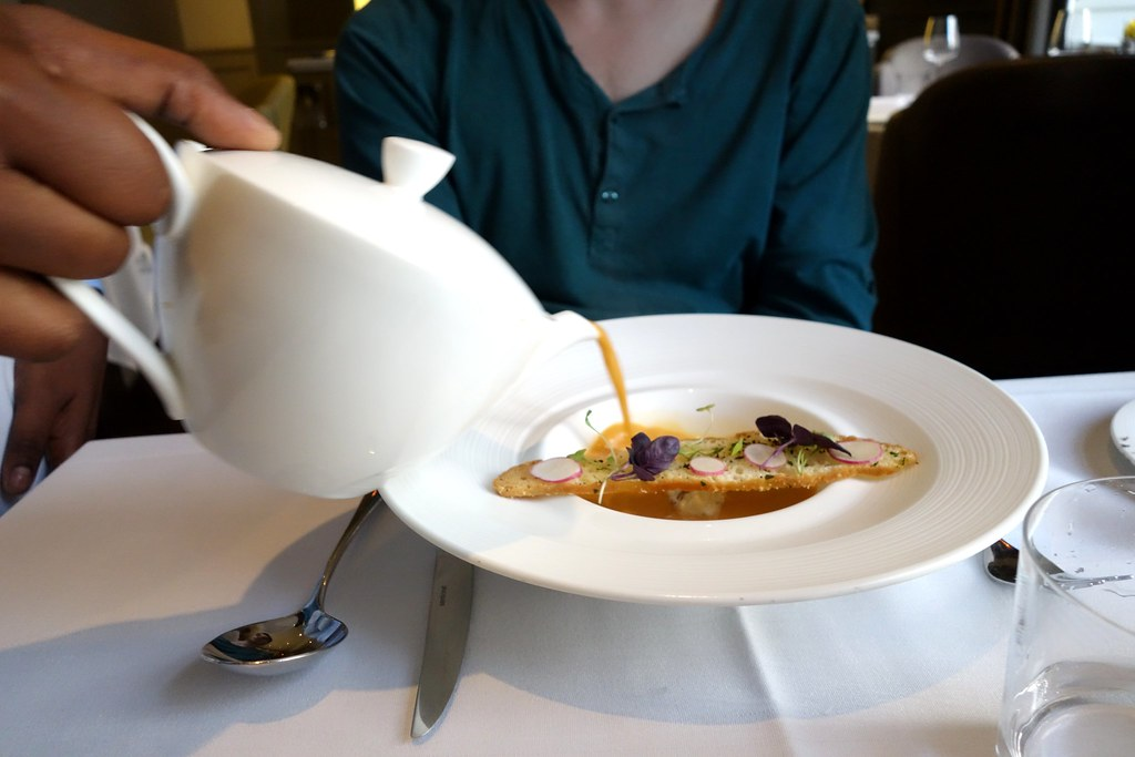 Lobster Bisque, Kona, St James Court, Taj Hotel, London4603