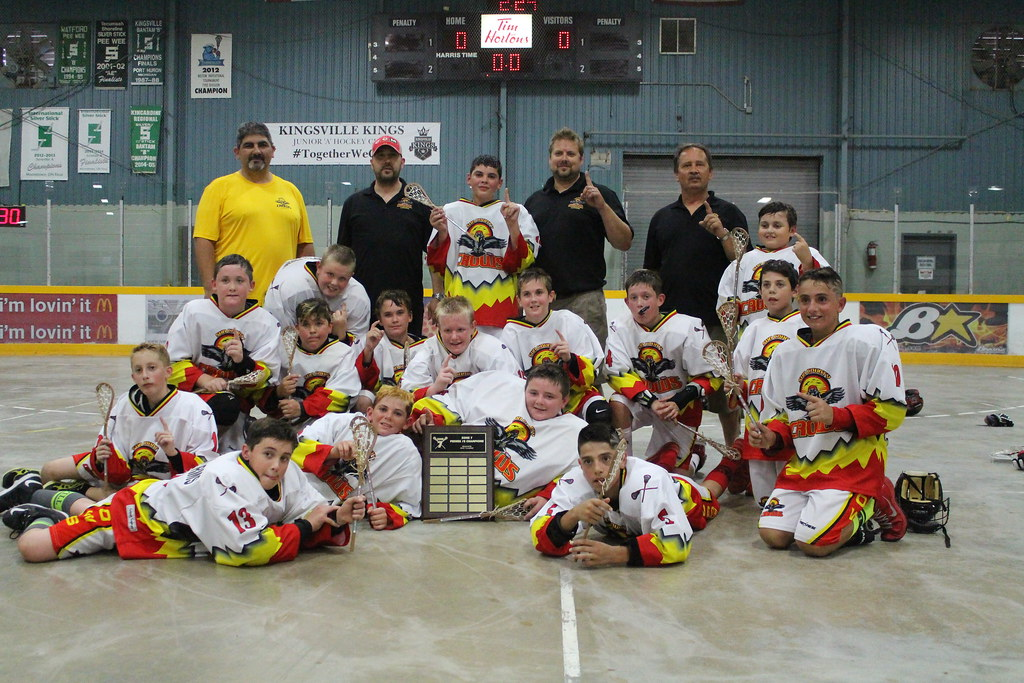 Sun County Crows Minor Lacrosse