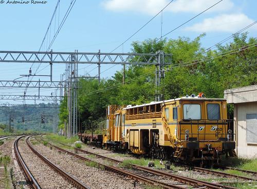 Rincalzatrice Plasser & Thaurer DUOMATIC 08-32U