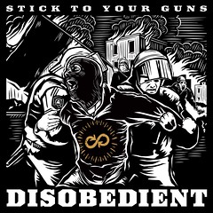 Disobedient Cover