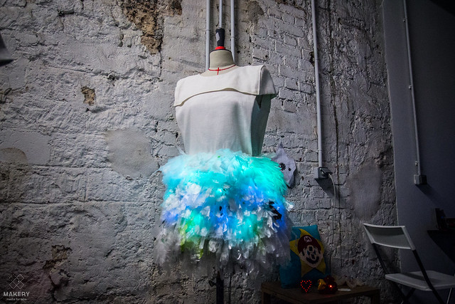Fashion Tech Showroom 2015 @ La Paillasse - Paris