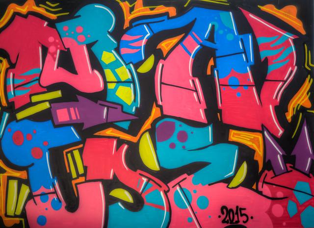 Casares Graffiti 8