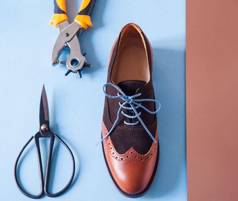 zapatos-oxford-flecos-cobre-diy-fabricadeimaginacion
