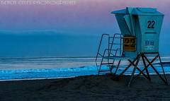 Sunrise at Pacific Beach, San Diego