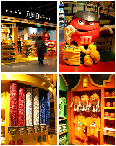 M&Ms Store Schiphol