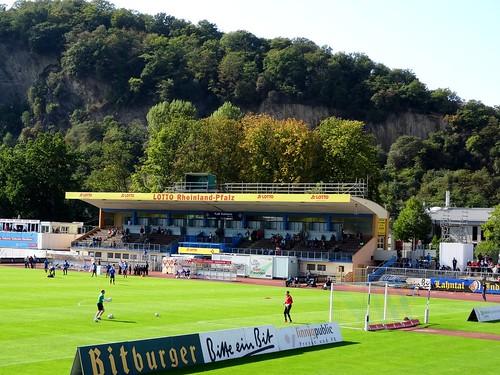 TuS Koblenz v SpVgg Burgbrohl