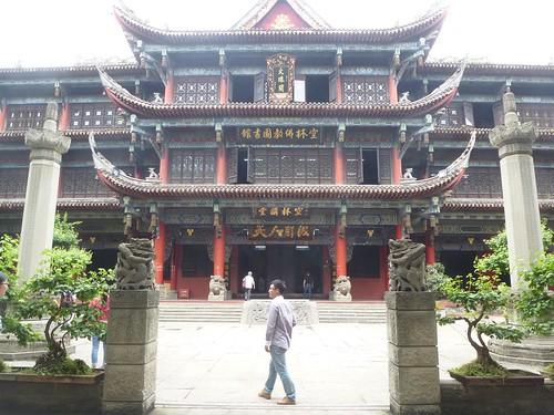 CH-Chengdu-Temple Wenshu (12)