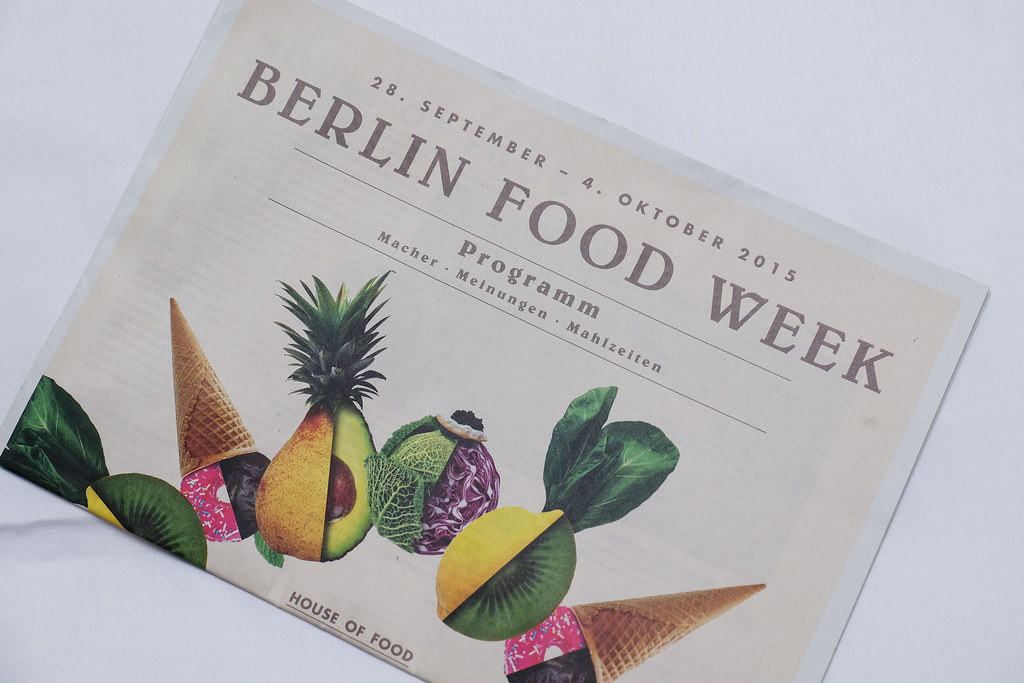 Food Blog Award 2015 @ Berlin