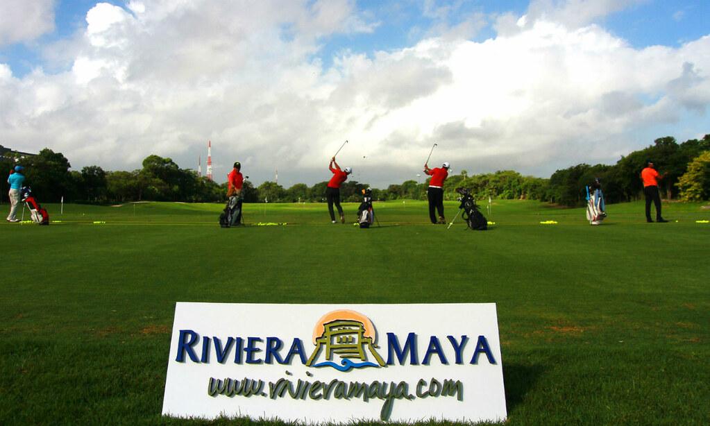 Riviera Maya Open Práctica