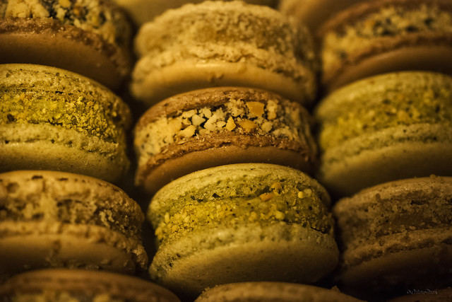 Nuts about macarons