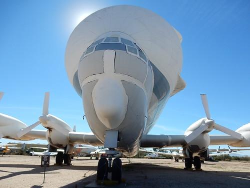 Pima Air-Space museum - B377SG - Super Guppy - Nasa