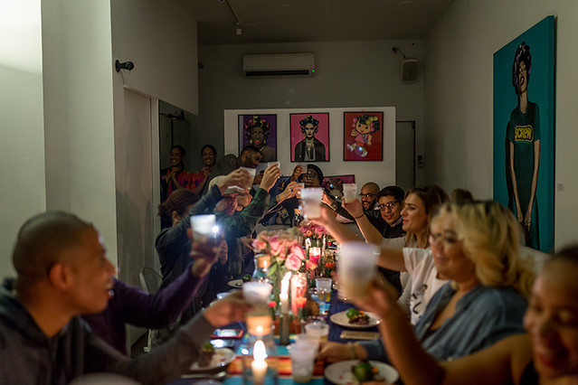 St. Frida x Peralta Project Dinner
