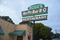 091 Bozo's Hot Pit Bar-B-Q