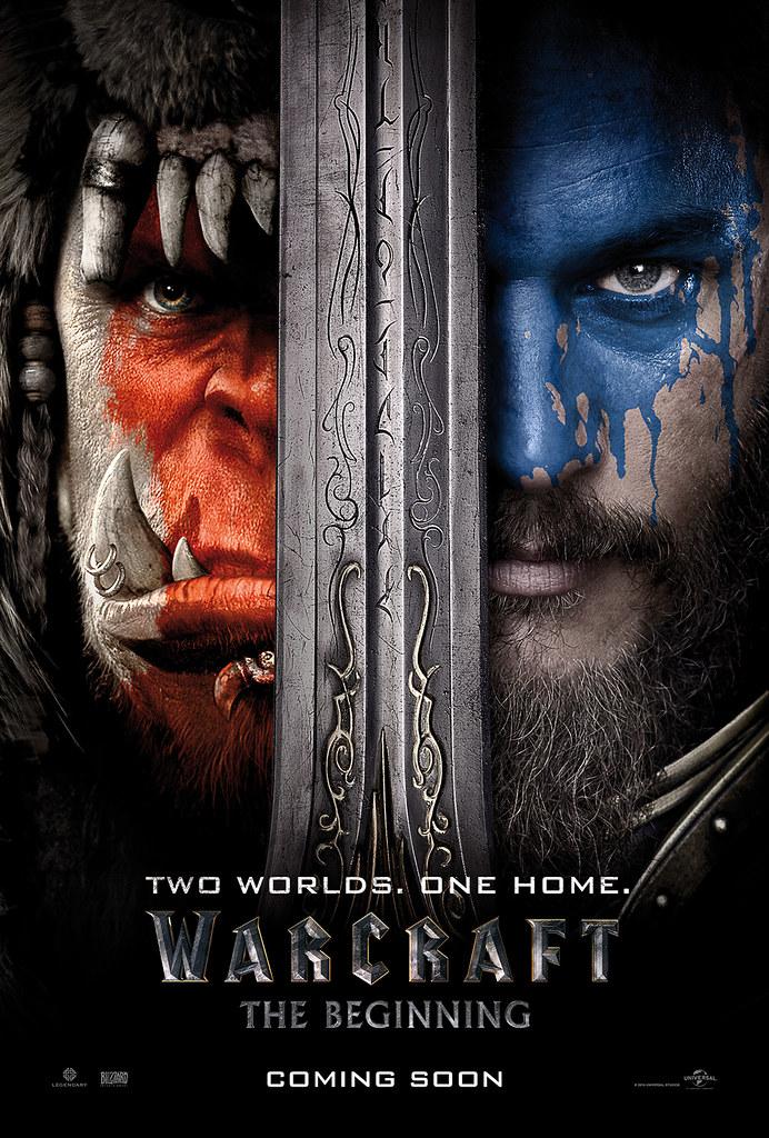 Warcraft: The Beginning Teaser
