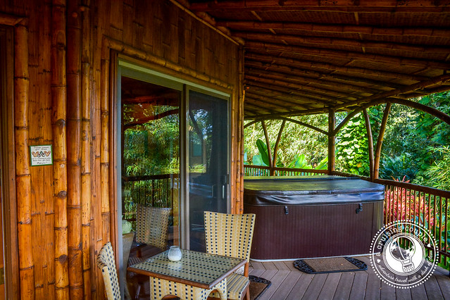 Glamping on Maui with a Hottub