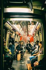Subway in Paris