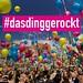 #dasdinggerockt
