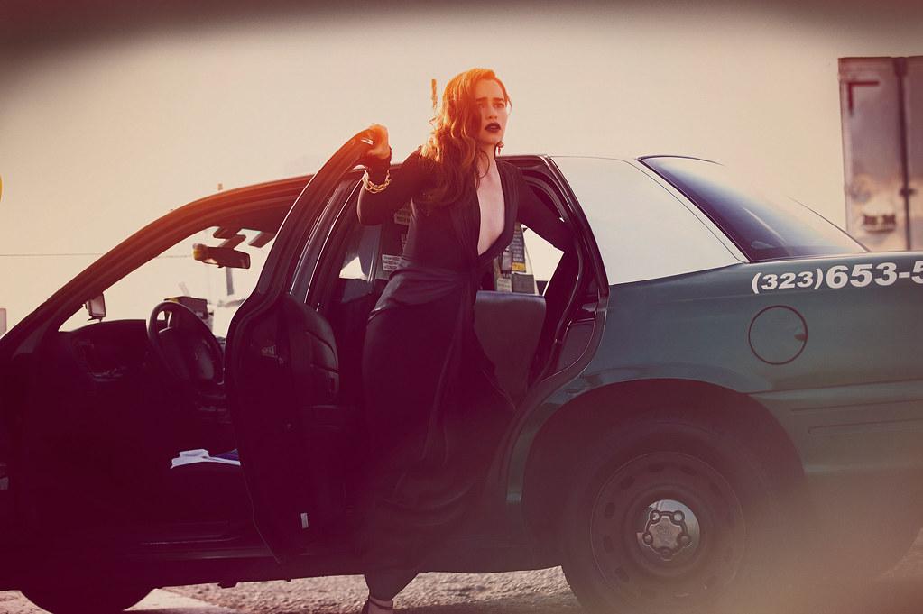 Эмилия Кларк — Фотосессия для «Vs» 2014 – 8