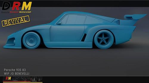 Porsche 935 K3 DRM Revival