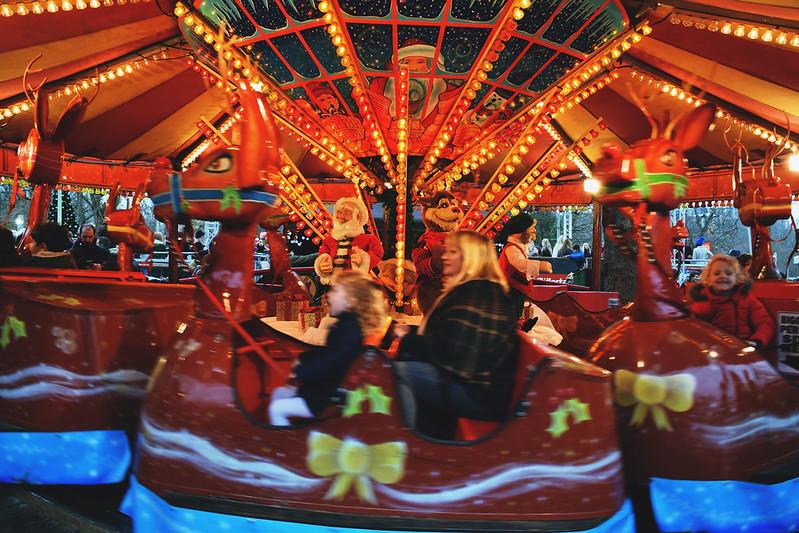 Christmas rides 1