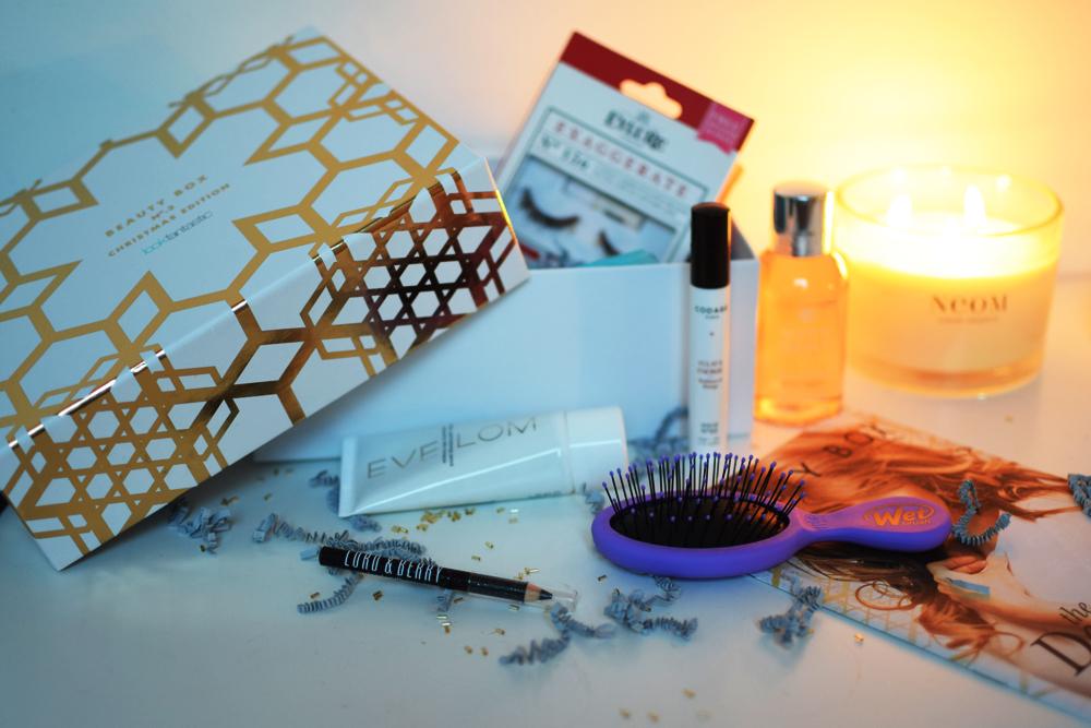 Lookfantastic December Beauty Box
