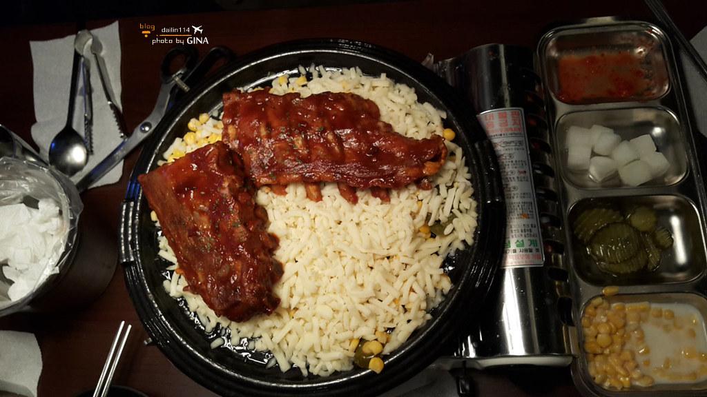 【明洞美食】詹姆士起司豬肋排(제임스치즈등갈비 명동점)店家有中文菜單、近明洞及乙支路口站(附交通方式) @GINA環球旅行生活|不會韓文也可以去韓國 🇹🇼