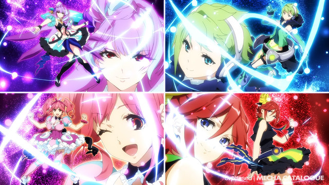 Macross Delta - Mission 0.89 Special Preview