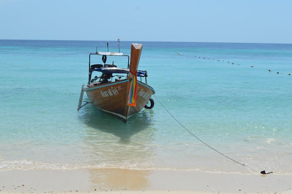 NYE on Koh Rok in Thailand