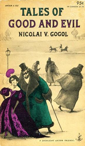 Edward Gorey Gogol