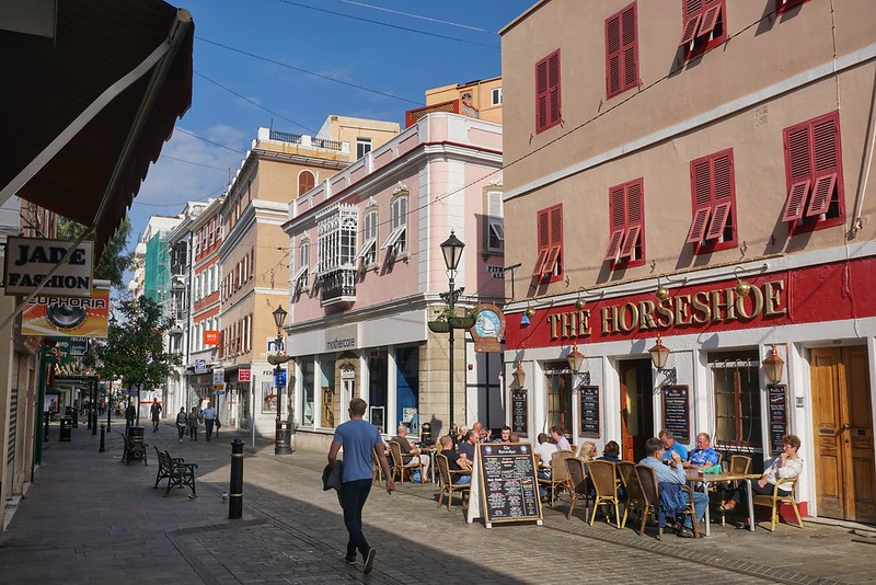 Searching for the Spirit of Place in Gibraltar