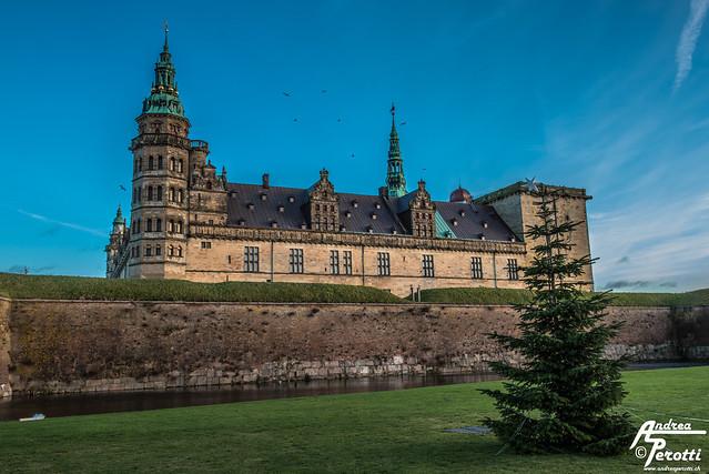 Kronborg Castle - Helsingør, Copenhagen - 12.12.15