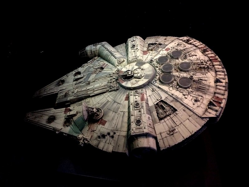 Star Wars Exhibition 1