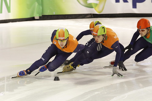 Mark NK shorttrack
