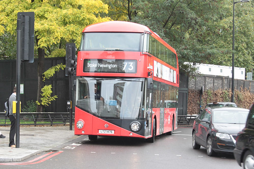 Arriva London North LT476 LTZ1476