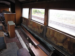 Blue Train Lounge car 695