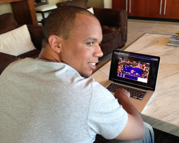 Phil ivey online poker casino crolles essence