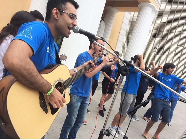 Flashmob 2016