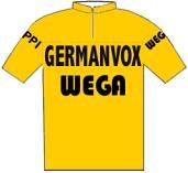Germanvox - Giro d'Italia 1968