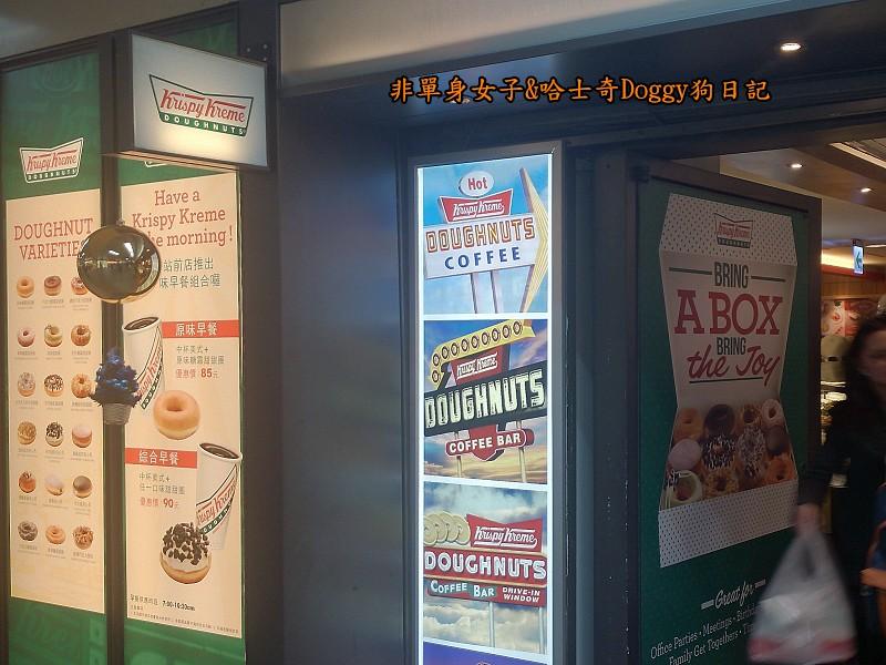 微風北車美食20Krispy Kreme甜甜圈