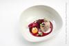 Mit diesem Gruà aus der Küche mit echtem norwegischen SJO-Matjes von Freisenkrone gewann Matthias Walter den Sonderpreis