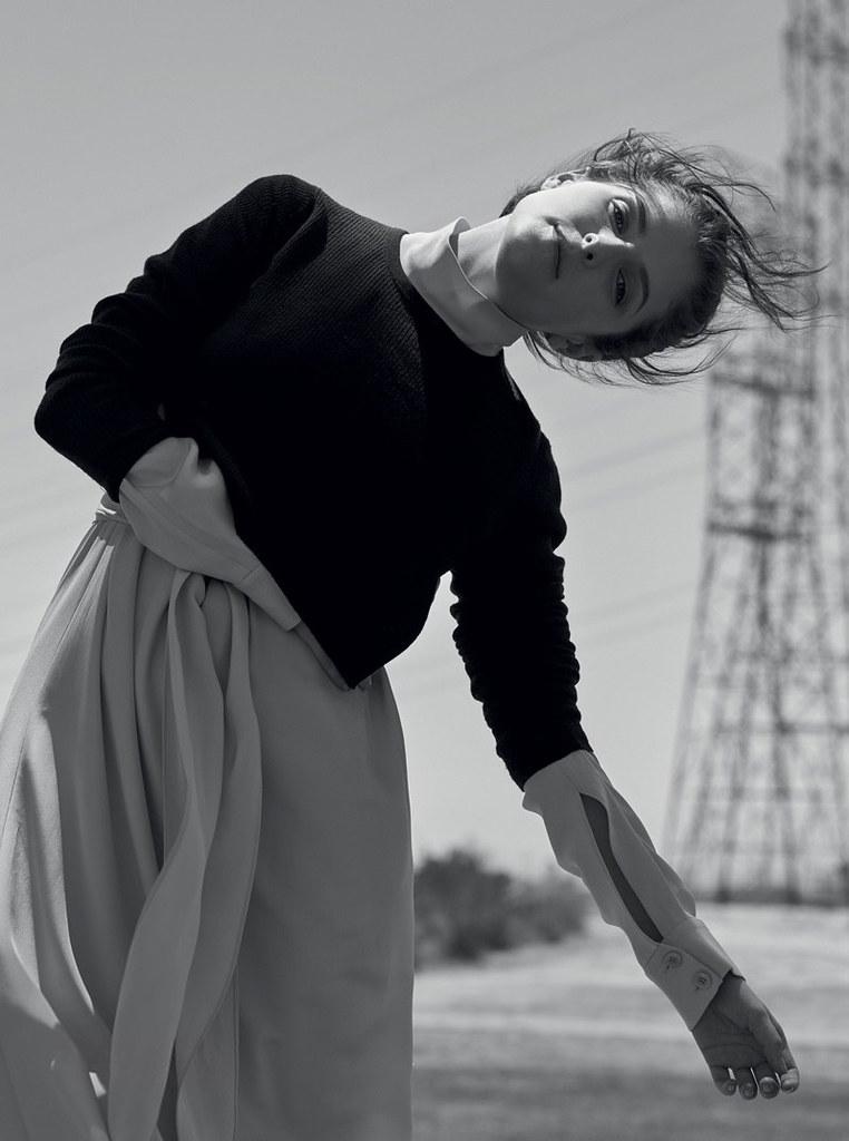 Анна Кендрик — Фотосессия для «InStyle» UK 2016 – 2