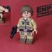 Custom Lego Star Wars: Luke Skywalker by Señor Brick